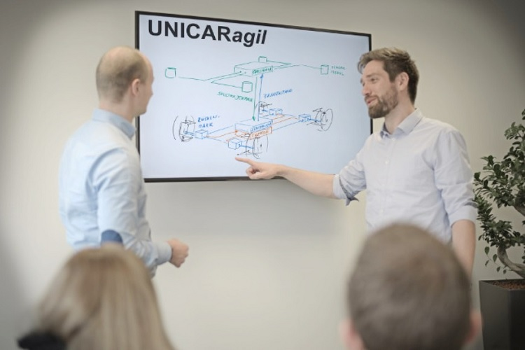 UNICARagil - Research Collaboration on the Mobility of the Future
