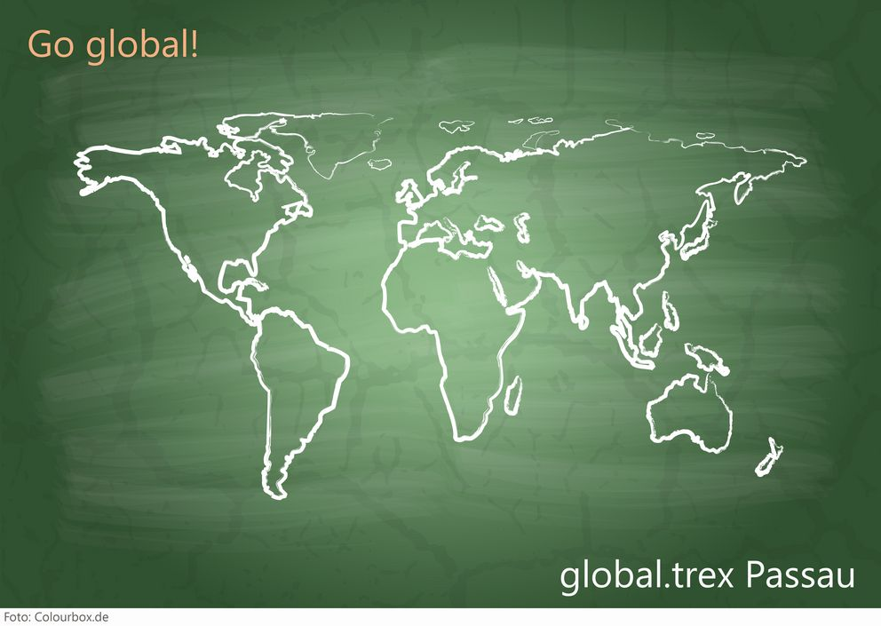 Logo Global Trex Passau