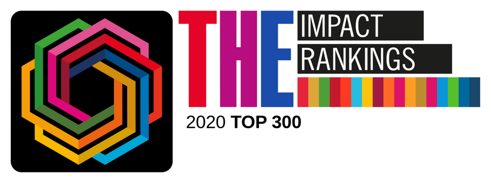 THE Impact Rankings Top 300 2020