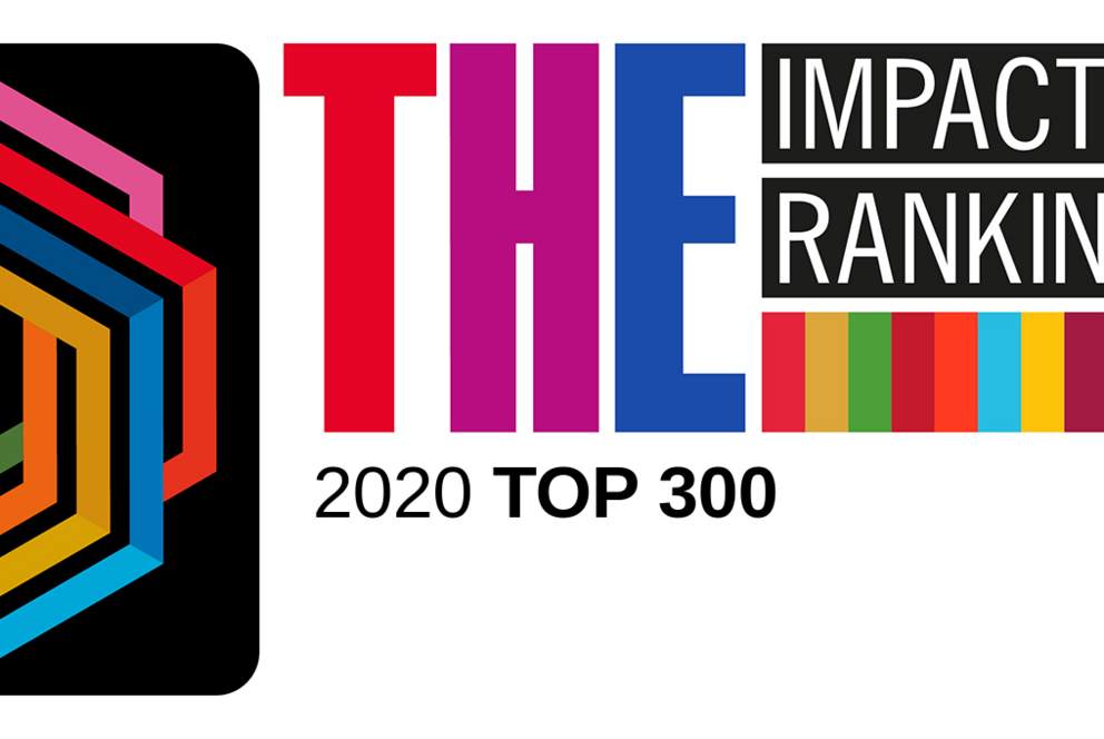 THE Impact Ranking Overall Top 300