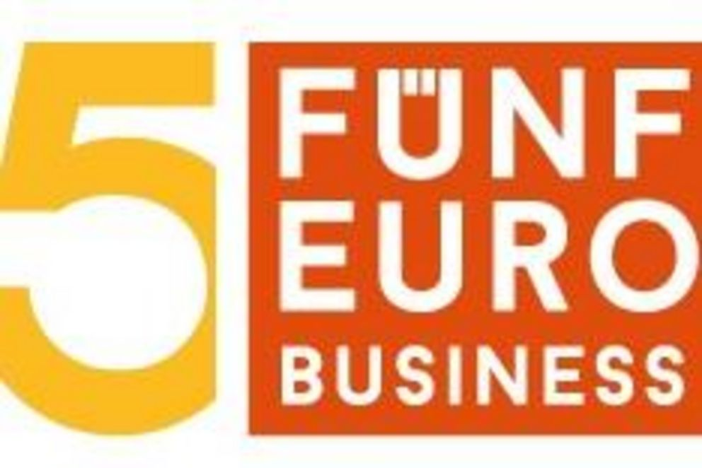 5 Euro Business Logo