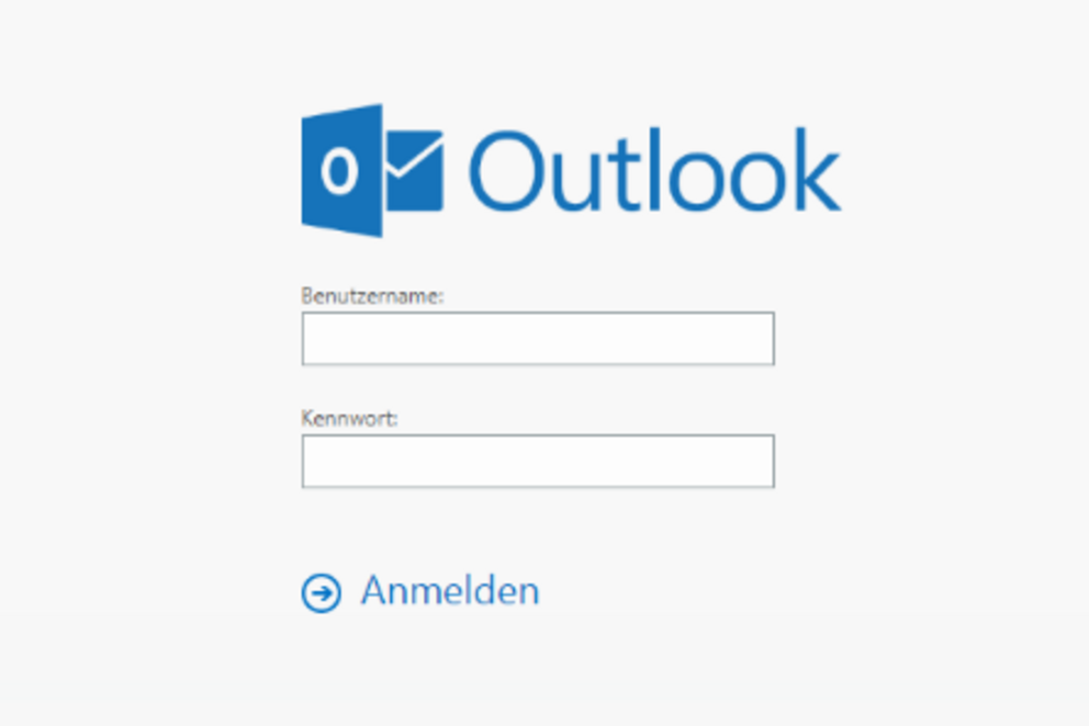 Outlook OWA Login