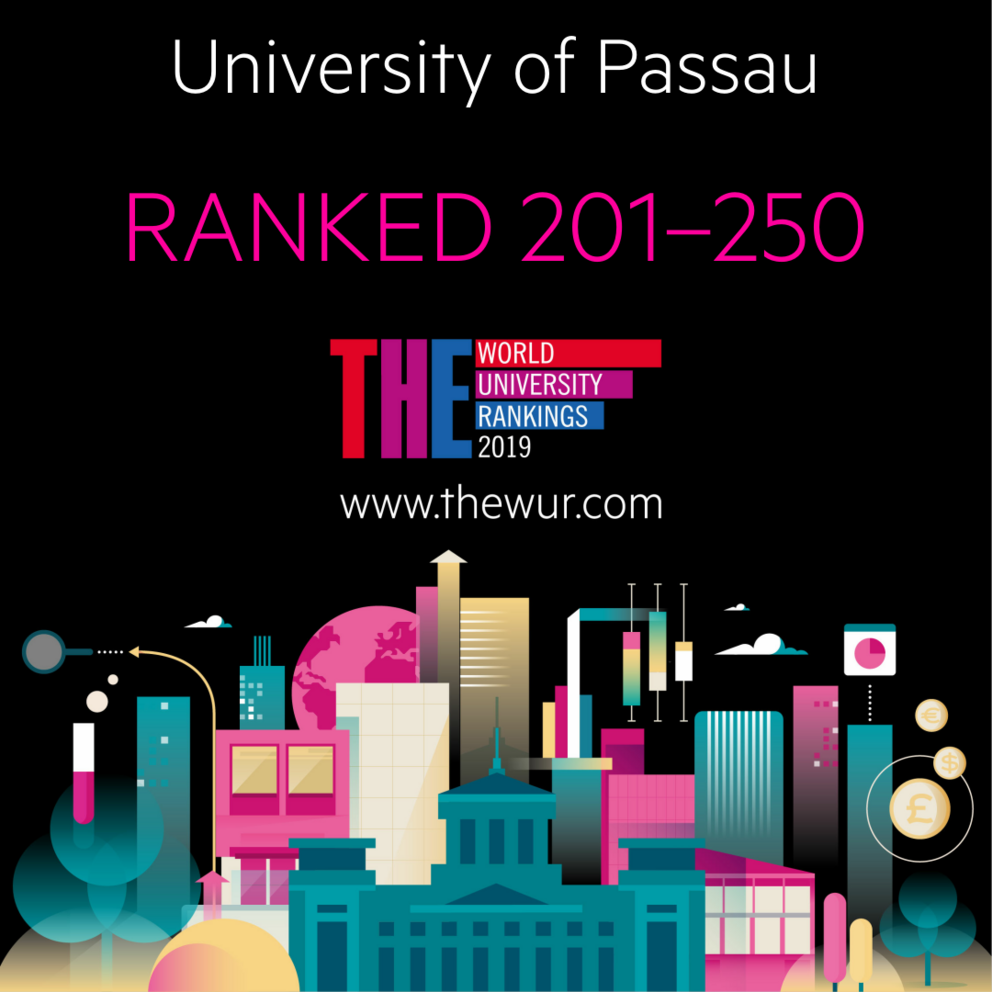 Logo: World University Ranking 2019