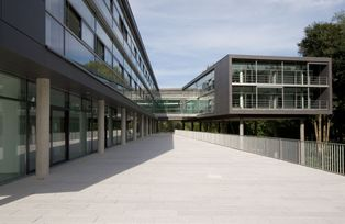 The IT Centre/International House building