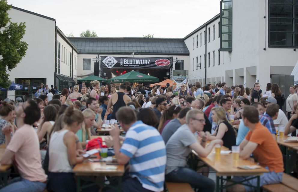 Campus festival of the University of Passau