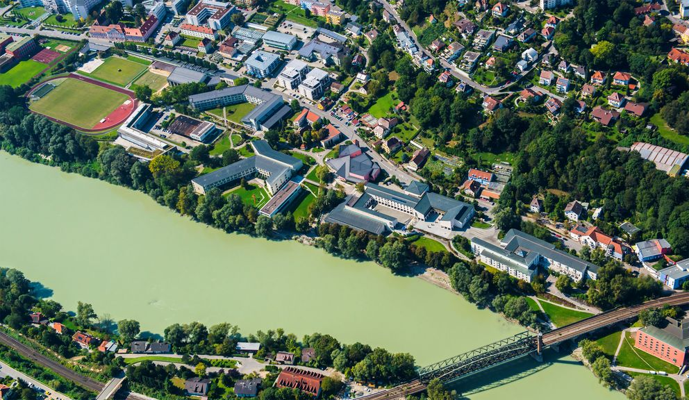 Upon arrival – first steps - University of Passau