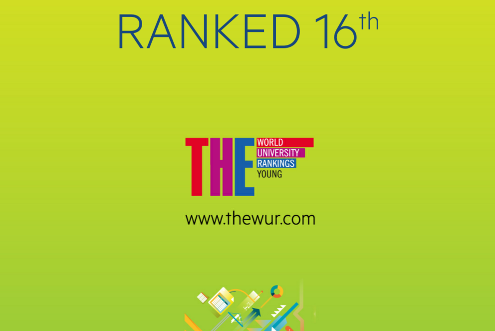Logo: Young University Ranking 2019