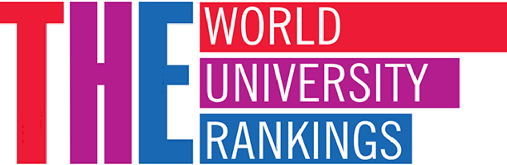 Logo des THE (Times Higher Education World University Ranking)
