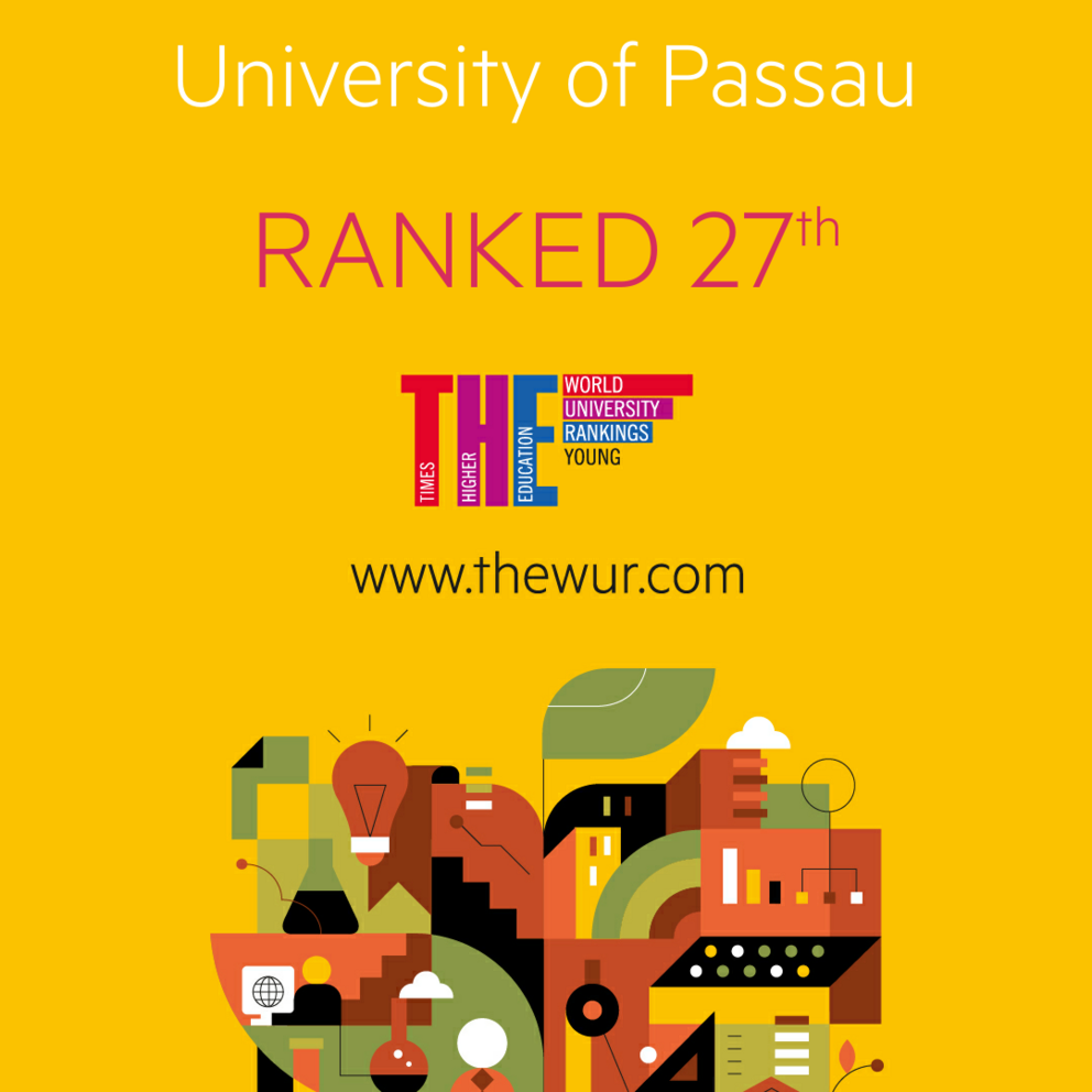 Logo: Young University Ranking 2018