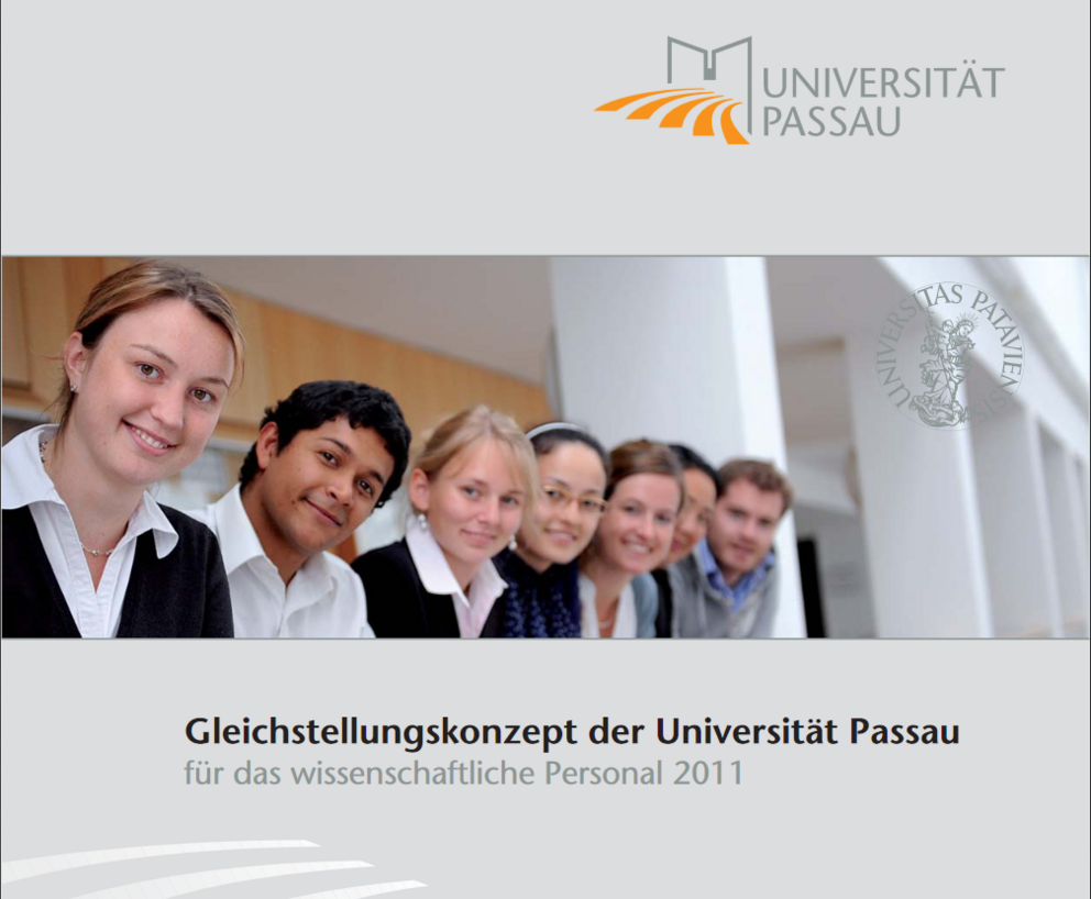 The Gender Equality Concept of the University (German pdf file)