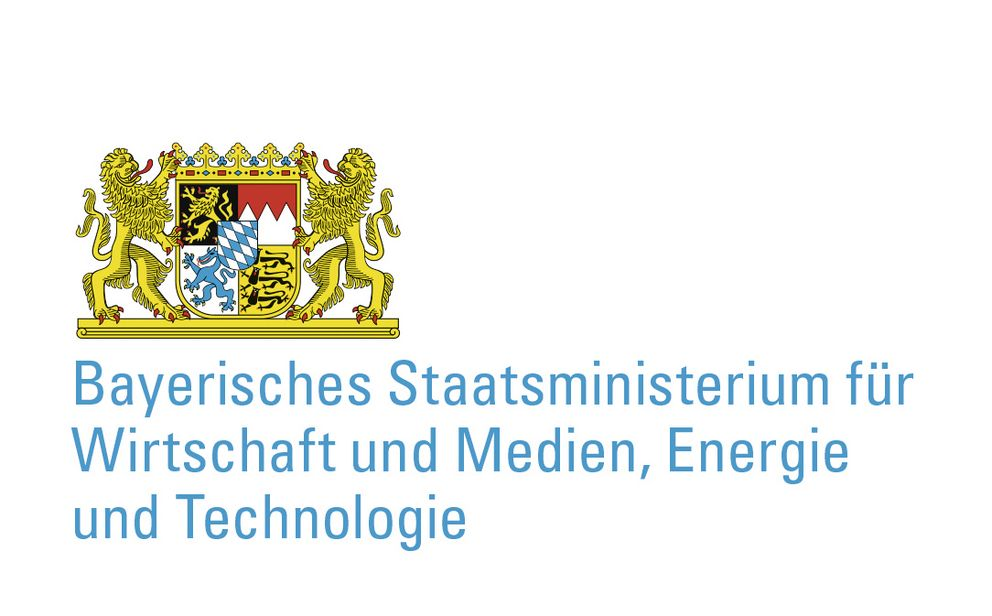 Logo des Staatsministeriums
