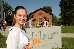 Welcome to the University of Passau!