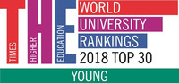 Logo des THE Young University Ranking