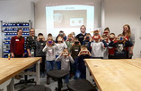 "Der Workshop ""Wir bauen eine Virtual-Reality-Brille"""