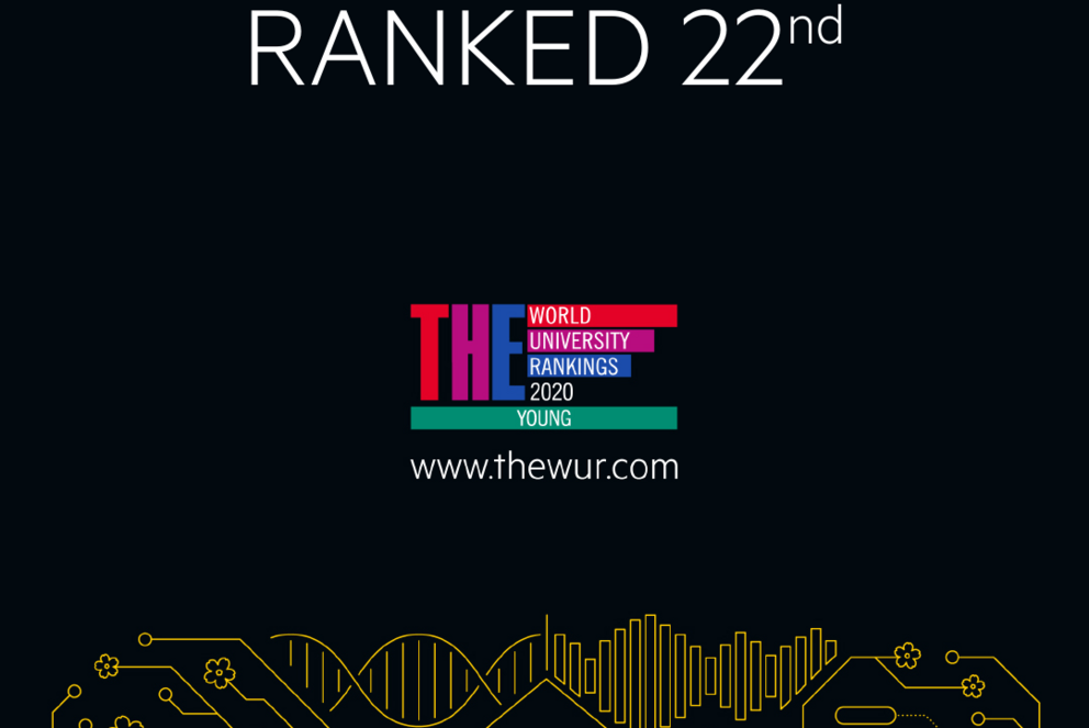 THE Young University Ranked 22nd