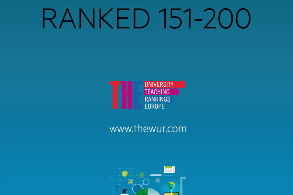 Logo: Europe Teaching Ranking 2019