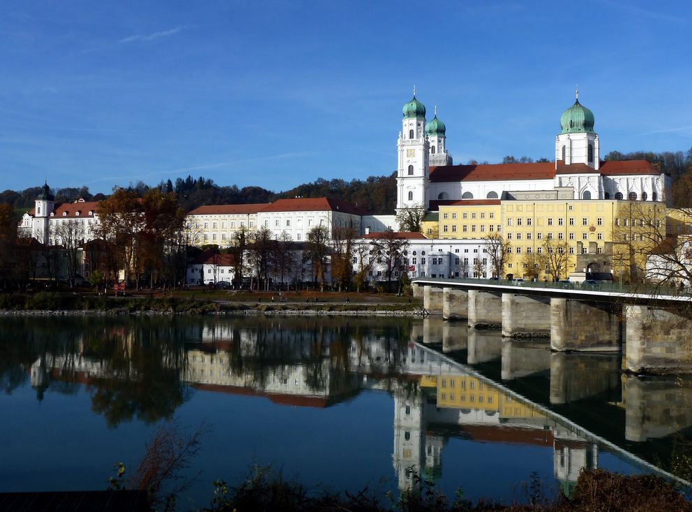The Cathedral of Passau