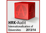 "HRK-Audit ""Internationalisation of Universities"""