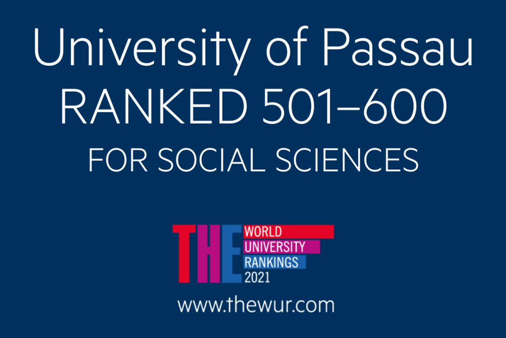THE Subject Rankings 2021 Social Sciences