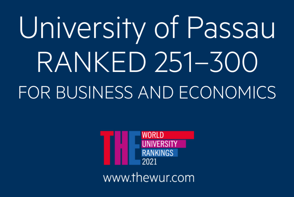 THE Subject Rankings 2021 Business and Economics