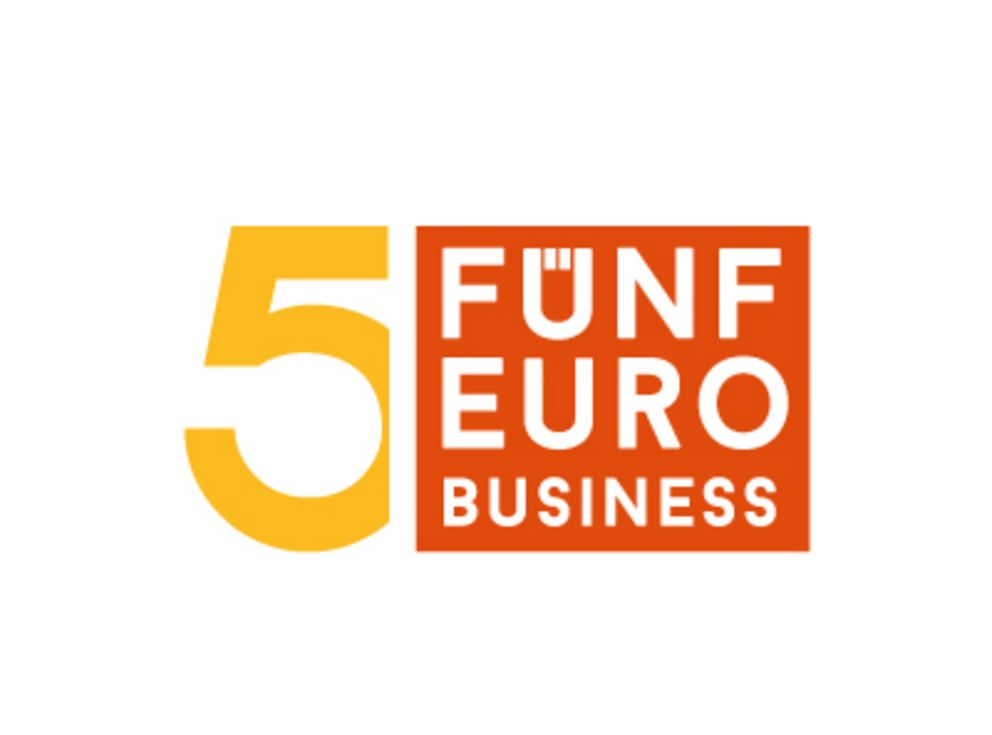 Fünf Euro Business