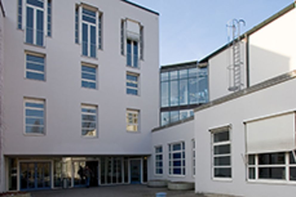 The Faculty Building of the School of Business, Economics and Information Systems
